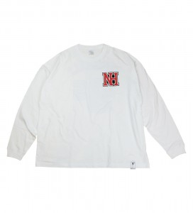 NH Unif. No BS L/S Tシャツ フロント